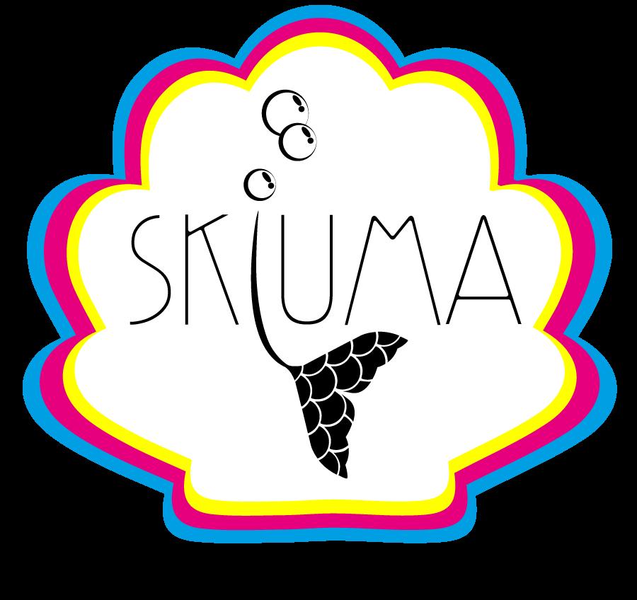 logo Skiuma gioielli costumi personalizzabili